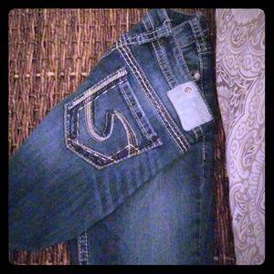 Silver jeans  sz 25